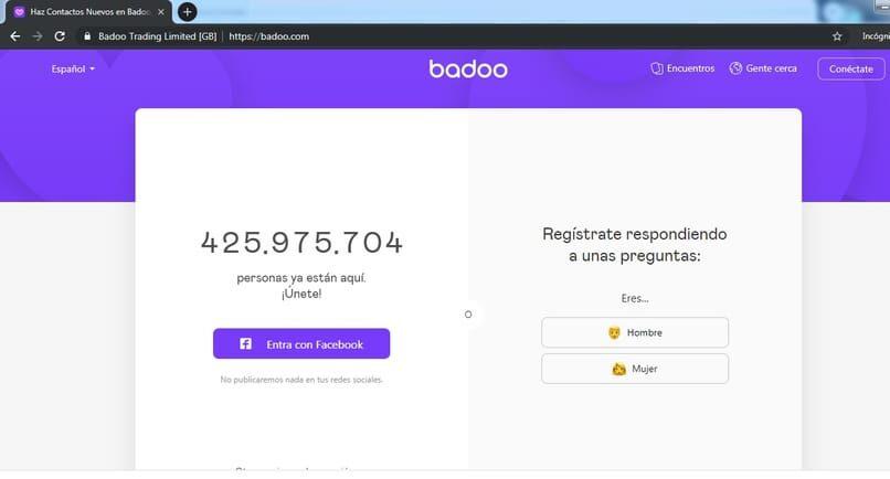 Page login badoo com 7 Ways